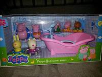 Игровой набор Ванна Свинки Пеппы 6042