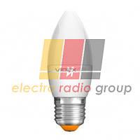 LED лампа VIDEX C37е 5W E27 3000K 220V (VL-C37e-05273)