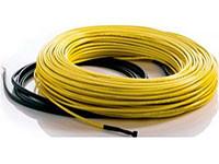 Тонкий двухжильный кабель под плитку