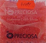 Бисер 10/0, цвет - пурпурный,  №41191 (уп.50 грамм)