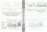Скетчбук уроки малювання пейзажу А5 шоколад, фото 3