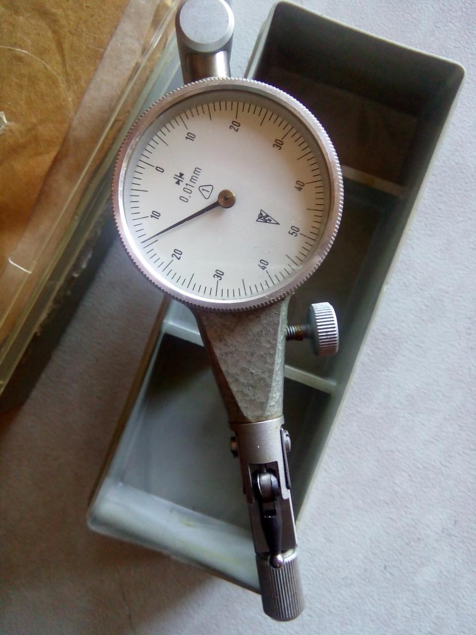 Индикатор повышенной точности Германия( аналог ИРБ-0,8)(возможна калибровка  УкрЦСМ)