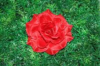 Шелковая средняя роза № 84, Ø 10см