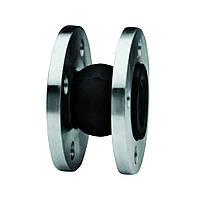 Huihua Valve Industry Co. Соединитель эластический с фланцами, D=100 мм