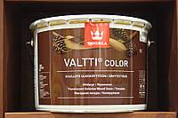 Фасадная лазурь на масляной основе Валтти Колор Тикккурила(Valtti Color Tikkurila), база ЕС, 9л