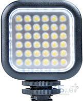 Лампа LED регулируемая для GoPro, SJCAM, Xiaomi
