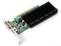 Низкопрофильная видеокарта  NVIDIA GeForce 405 DP 512MB Low Profile бу, фото 1