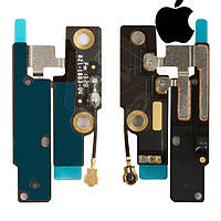 Шлейф для iPhone 5C, Wi-Fi антенны, с компонентами, оригинал