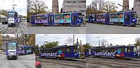 Реклама на транспорте Украины Размещение рекламы на общественном транспорте в Киеве и регионах