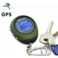 Мини GPS логгер PG-03 ( SR304 ) навигатор для рыбалки, охоты, туризма. Запоминает до 16 точек