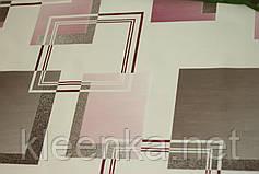 Скатерть клеёнчатая Люкс Абстрактный рисунок , фото 2