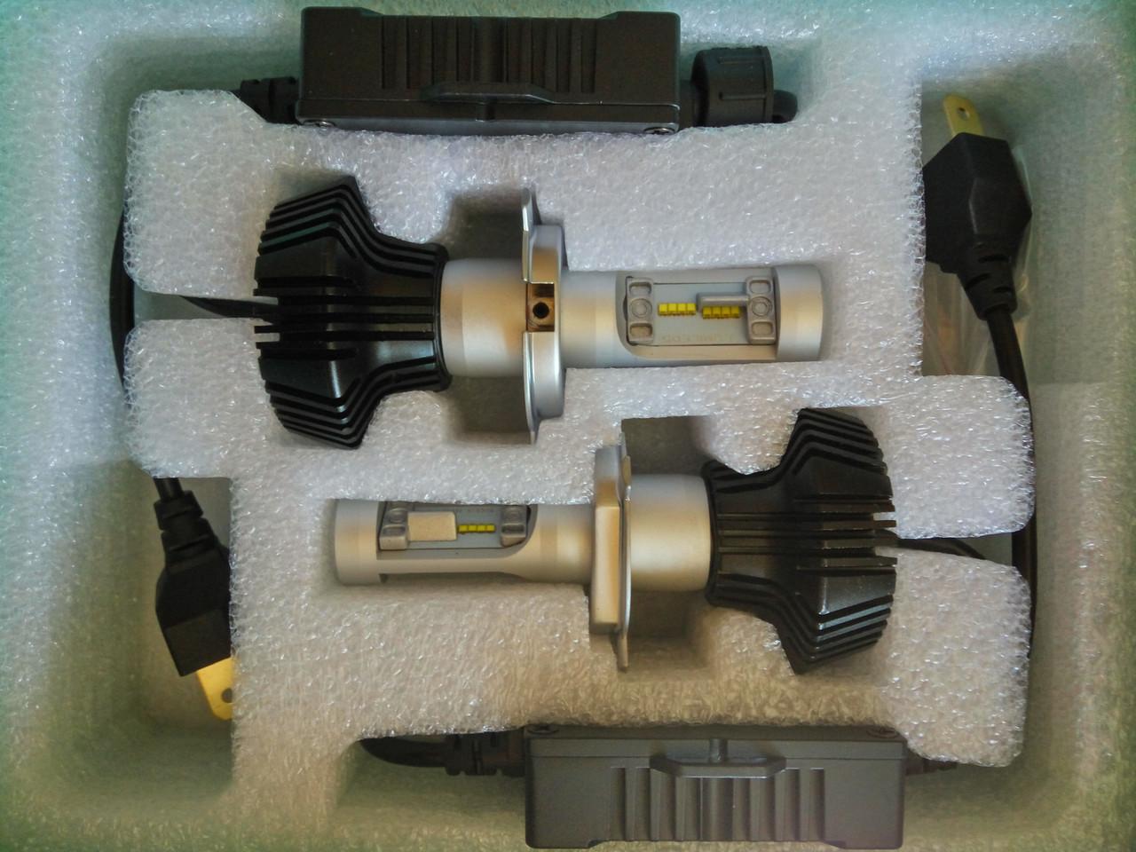 Светодиодные лампы LED H3 5000K Unipower