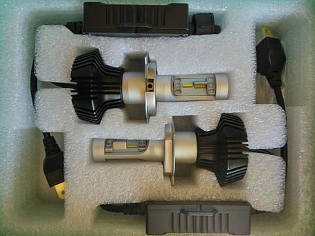 Светодиодные лампы LED H3 5000K Unipower, фото 2