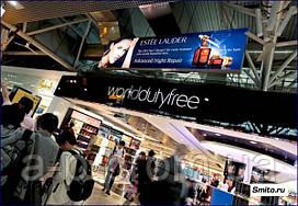 Реклама в лифтах, в супермаркетах, бизнес центрах, фитнес-клубах, салонах красоты и кинотеатрах