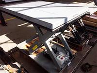 """Подъемный стол с одинарными ножницами """"Marco"""" 1350х1000 мм"""