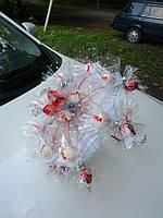 Зонтик из конфет Раффаэлло и Ангаже