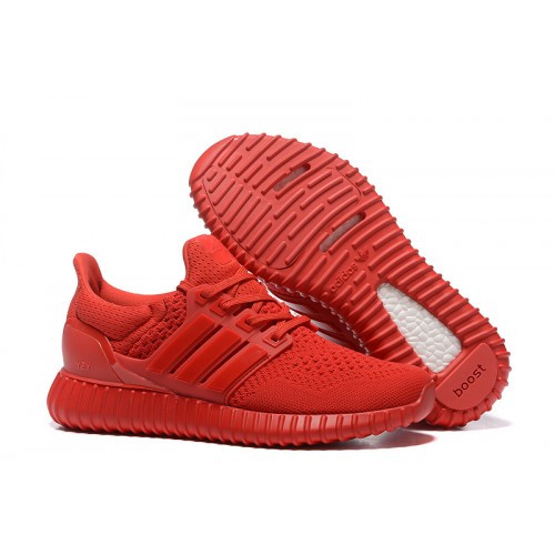 Кроссовки Adidas Ultra Boost Red