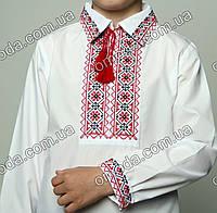Украинская вышиванка для мальчика Остап