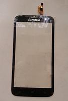 Оригинальный тачскрин / сенсор (сенсорное стекло) для Lenovo A859 (черный цвет)