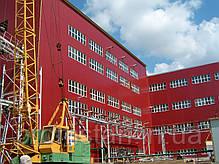 Строительство складских помещений, ангаров, цехов, построить холодильную камеру, фото 2