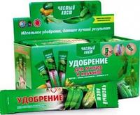 """Удобрение""""Чистый Лист"""" для огурцов и кабачков (100г)"""
