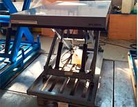Подъемный стол с одинарными ножницами «Marco» 1800х1200 мм