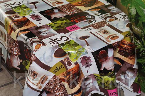 Клеенка на стол  Кофе фантастик, фото 2