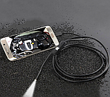Usb ендоскоп водонепроникний HD 1м 5,5 мм, фото 5