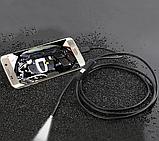 Usb эндоскоп  водонепроницаемый HD  1м 7мм, фото 5