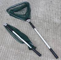 Подсак треугольный рыболовный 60*60