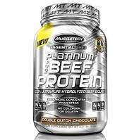 Muscletech Platinum 100% Beef Protein  900 грамм