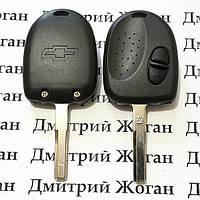 Корпус ключа для Chevrolet (Шевролет) - 2 кнопки
