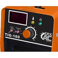 Аппарат аргонодуговой сварки ТехАС TIG 160 (5,31 кВА)