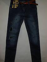 Детские джинсы для девочек  Подросток ALTUN