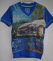 Подростковая футболка для мальчиков BLUELAND, фото 1