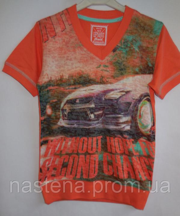Турецкая футболка для мальчиков BLUELAND