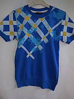 Летняя подростковая футболка для мальчиков BLUELAND, фото 1