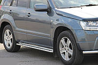 Боковые площадки (Premium) Suzuki Grand Vitara