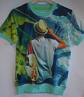 Детская турецкая футболка для мальчика BLUELAND, фото 1