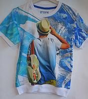 Детская футболка для мальчика разные цвета BLUELAND, фото 1