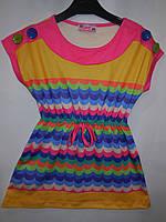 Туника платье для девочки, фото 1