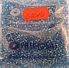 Бисер 10/0, цвет - светлый аквамарин (с квадратным отверстием),  №67010 (уп.50 грамм)