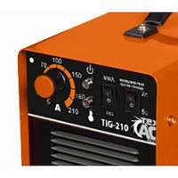 Аппарат аргонодуговой сварки ТехАС TIG/MMA 210 (9,2 кВА)