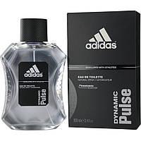 Мужская освежающая туалетная вода Adidas Dynamic Pulse