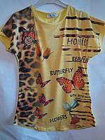 Детская футболка Monili для девочки, фото 1