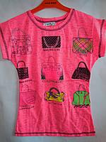 Детская одежда для девочки футболка сумка Monili, фото 1