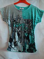 Детская одежда туника для девочки Monili город, фото 1