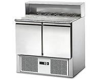 Холодильный стол для пиццы GGM Gastro SAS97G
