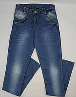Красивые джинсы для девочки 11-14 лет