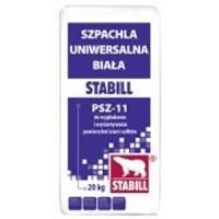 Универсальная шпаклевка Stabill PSZ-11 20кг, шт